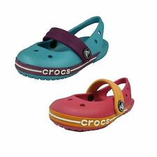 Girls Crocs Slingback Sandals 'Crocband Slingback Girls'