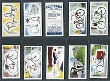 """PRIORY TEA 1963 """"CYCLES & MOTORCYCLES"""" MOTORBIKE TRADE CARDS - PICK YOUR CARD"""