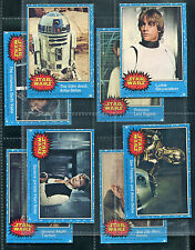 "TOPPS CHEWING GUM 1978 ""STAR WARS"" 1 TO 66 - PICK YOUR CARD"