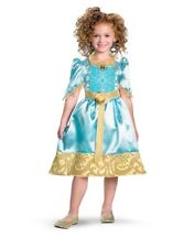 Child Disney Pixar Brave Princess Merida Fergus Costume