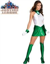 Adult Woman Deluxe Sexy Green Lantern Costume