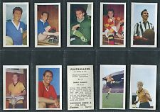 "DICKSON ORDE 1960 ""FOOTBALLERS"" TRADE CARDS - PICK YOUR CARD"