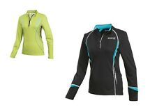 Crivit Ladies Bicycle Jersey Bicycle Jersey Cycling Sports Long Sleeve Shirt
