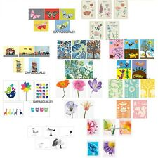 """IKEA KORT - Art Cards Prints Pack of 5 Pieces Assorted Models 5 x 7 """""""