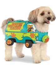 Scooby Doo Where Are You Mystery Machine For Pet Dog Costume
