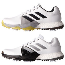 Adidas Golf 2017 Mens Adipower Boost 3 Golf Shoes Fitfoam Waterproof Climaproof