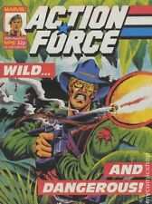 Action Force (1987 British G.I. Joe) Magazine #8 FN