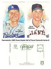1985 Perez-Steele Hall of Fame (HOF) Postcards Series 8 ** Pick Your Team **