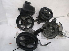 2005 BMW X3 Power Steering Pump OEM 89K Miles (LKQ~114131743)
