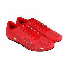 Puma Sf Drift Cat 5 Ultra Mens Red Synthetic Athletic Lace Up Running Shoes