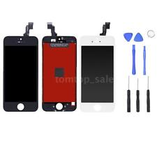 LCD Capacitive Screen Screen Digitizer Replacement Assembly+Tools iPhone 5S G8Q9