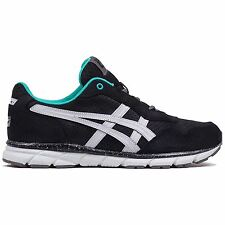 Onitsuka Tiger Harandia Black Grey Mens Trainers