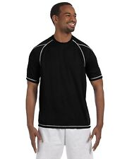Champion Gym Shirt Men's Short Sleeve Double Dry Muscle Odor Resistance T2057