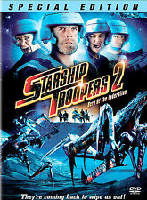 Starship Troopers 2: Hero of the Federation (DVD, 2004, Special Edition) NEW!