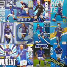 MOTD Match Of The Day football magazine picture poster Leicester City - VARIOUS