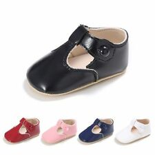 Baby Girls Boys Sandals Casual Soft PU Shoes Toddler Infant Anti-slip Prewalker