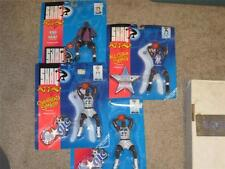 Lot of 4 SHAQUILLE O'NEAL - Shaq Attaq 1993 Action Figures NEW All Star Kenner