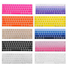 """Laptop Wireless Silicone Keyboard Protector Cover Skin for Macbook Pro 13"""""""