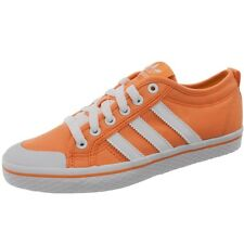 Adidas Honey Stripes Low women's casual shoes orange/white low-top sneakers NEW