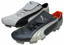 Mens Puma V-Kat GCi FG Football Boots Firm Ground Soccer Cleats Boot Leather