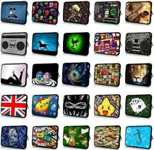 """17"""" 17.3"""" 17.4"""" Soft Neoprene Laptop Netbook Sleeve Case Pouch Bag Protector"""