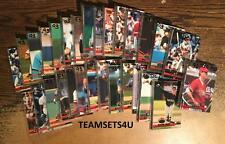 1993 Topps Stadium Club Members Only Parallel Baseball Team Sets Pick your Team