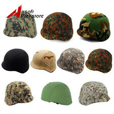 Tactical Military Helmet Cover for M88 PASGT Kelver Swat Helmet Camouflage Camo