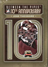2011-12 (HKY) Between The Pipes 10th Anniversary #BTPA11 Jose Theodore