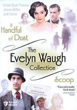 The Evelyn Waugh Collection (DVD) includes SCOOP & A HANDFUL OF DUST + MINT!
