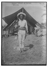 Photo of Argou chief of escort, Abyssinia Ethiopia