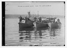 Photo of Sailors on shore leave from SOUTH CAROLINA