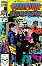 Steeltown Rockers (1990) #2 NM