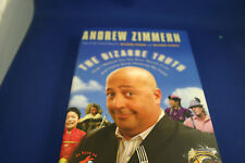 "Andrew Zimmern ""The Bizarre Truth"" SIGNED HARDCOVER BOOK"