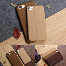 Wooden Vintage Retro Soft Ultra Thin Back Case Cover for iPhone 6 6s 7 Plus