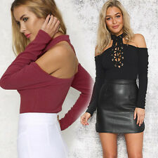 Women Fashion Sexy Strapless Bandage Short Bodycon Jumpsuit Club Party Rompers
