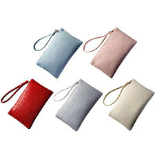 New Summer Fashion Mini Wallet for Women PU Leather Candy Colorful Coin Purses S