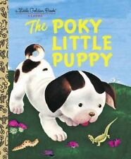 The Poky Little Puppy  New Hardcover Classic Little Golden Book