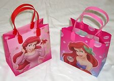 The Little Mermaid Ariel Goody Gift Loot Bag Girl Party Favor Bag Filler Supply