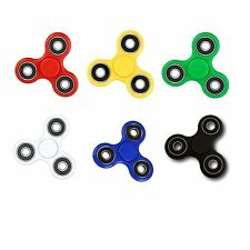 Fidget Hand Desk Toy Children Adults Finger Spinner EDC Pocket Desk Focus ADHD