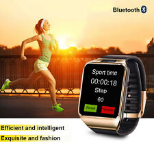 Bluetooth Touch Screen Ultra-high-definition Phone Watches(language: English)