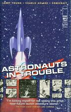Astronauts In Trouble (2015 Image) #2 VF