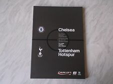 CHELSEA VS. TOTTENHAM HOTSPUR. 2008 CARLING CUP FINAL. MINT CONDITION PROGRAMME.
