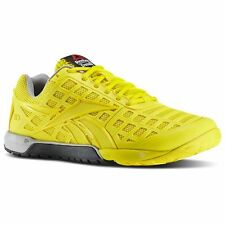 Womens Shoes Reebok Crossfit Nano 3.0 Trainers UK 6.5 EU 40 V61391 Ladies Yellow