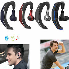 Handsfree Stereo Bluetooth Headset Headphone With Microphone For iPhone ZTE HTC