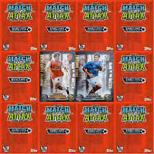 MATCH ATTAX 2007 2008 Man Of The Match & Limited Edition football card - VARIOUS