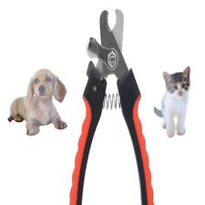 Pet Dog Cat Puppy Kitten Stainless Steel Nail Toe Trimmer Clipper Grooming Tool