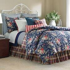 New Chaps Home Cape Cod 4 Pc Comforter Set Cali King, King, Queen, or Full