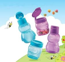 Tupperware Dino & Penguin Kids Set Bottle 350ml + Snack Cup 300ml Free Ship