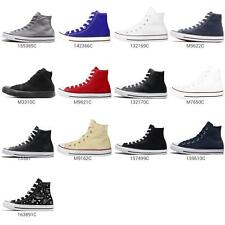 Converse Chuck Taylor All Star Solid Color Men Classic Shoes Sneakers Pick 1