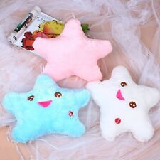 Smile Star Light Pillow Adorable LED Colorful Light Thrown Changing Toss Cushion